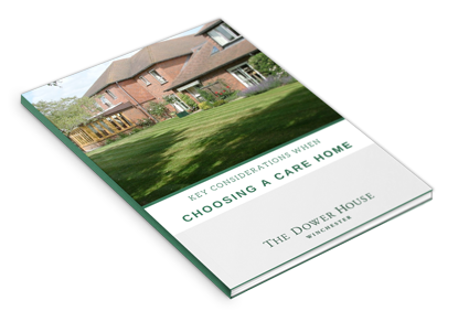 What to look for when choosing a care home